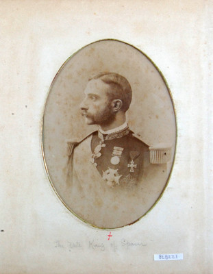 The late King of Spain