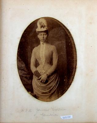 H.I.H. Princess Victoria of Perssia