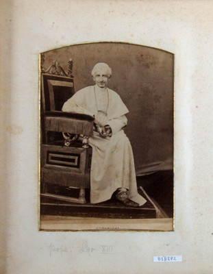 Pope, Leo XVIII
