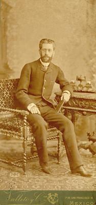 José Iglesias Calderón, retrato