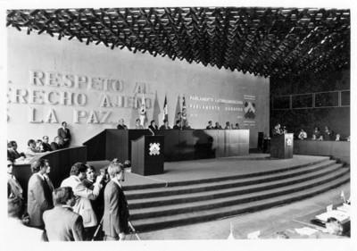 III Reunión del Parlamento Latinoamericano y Europeo en México