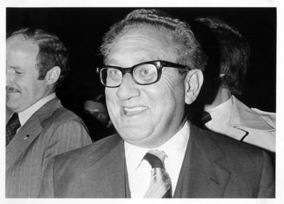 Henry Kissinger, Secretario de Estado de los Estados Unidos de América
