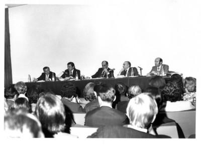 Sergio González Gálvez ofrece conferencia en el Instituto Matías Romero