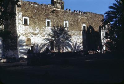 Convento, vista parcial