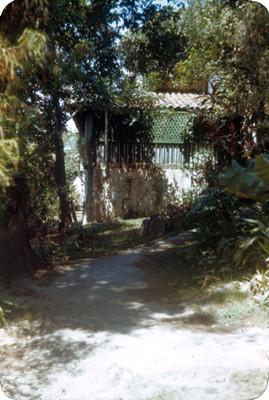 Jardin del Rancho Amanalco, vista parcial