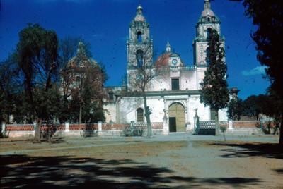 Iglesia, panorámica
