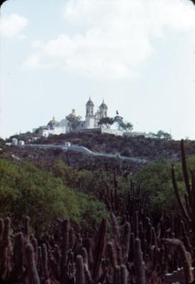 Convento, panorámica