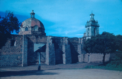 Arquitectura religiosa, lado norte