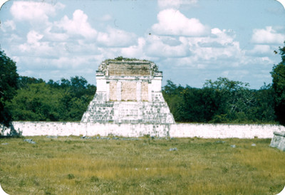 Arquitectura monumental prehispánica