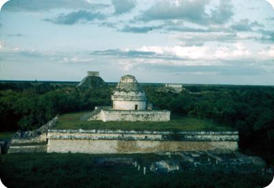 El Observatorio, vista general