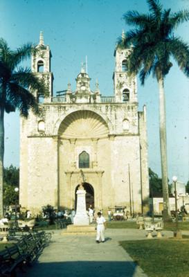 Iglesia, fachada