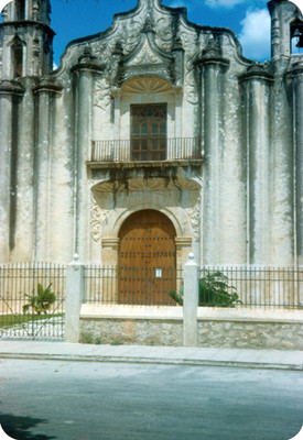 Templo y convento de San Juan, fachada