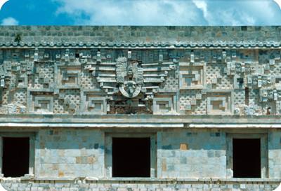 Palacio del Gobernador, vista parcial