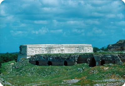 Arquitectura prehispánica, vista general