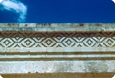 Arquitectura monumental prehispánica, detalle