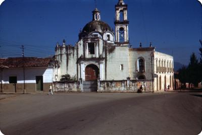Iglesia del Carmen, vista general