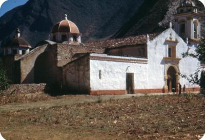 Iglesia, vista general