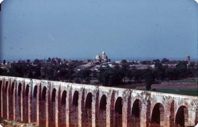 Acueducto, vista parcial