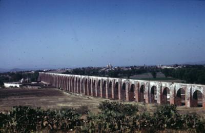 Acueducto, paisaje