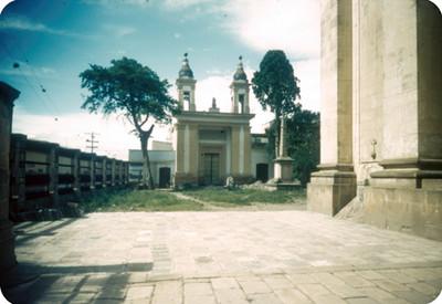 Capilla, fachada
