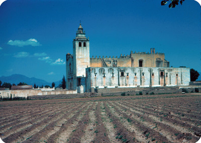 Convento de San Miguel Arcangel, lado sur