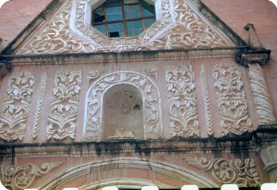 Decoración arquitectónica, detalle