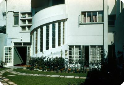 Edificio ubicado en