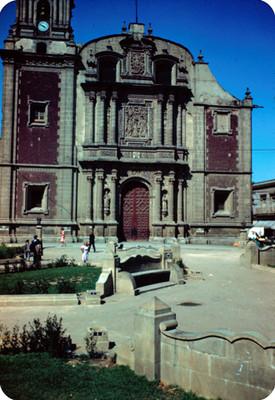 Iglesia en la