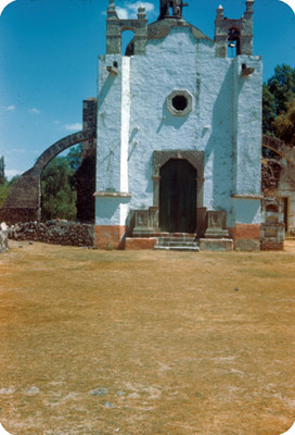 Capilla, vista frontal