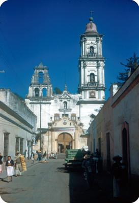 Templo del Carmen, lado oeste