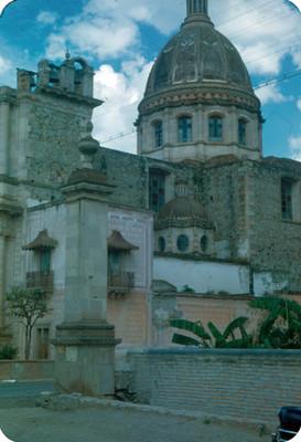 Convento de La Merced, vista parcial