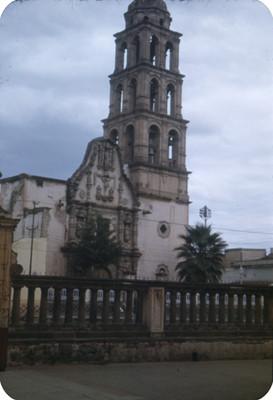 Templo de San Jose, vista parcial