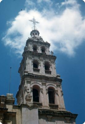 Torre del Sagrario de San Sebastián