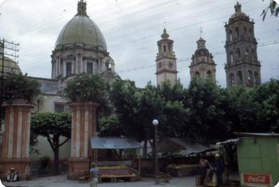 Arquitectura religiosa del Templo de