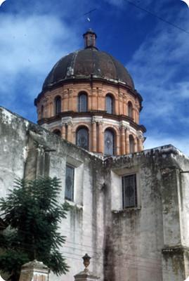Cupula del Templo de la Merced