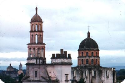Arquitectura religiosa del Templo de la Merced