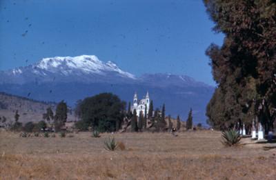 Iglesia, paisaje