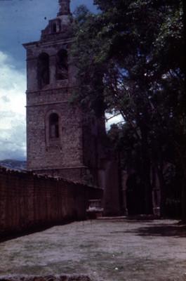 Torre del convento, vista parcial