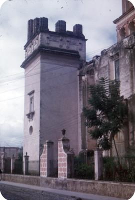 Torre del Templo de la Merced