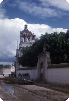 Templo de San Antonio, vista parcial