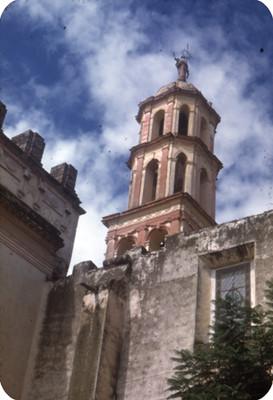 Campanario del Templo de la Merced