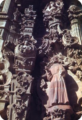 Fachada del Templo de