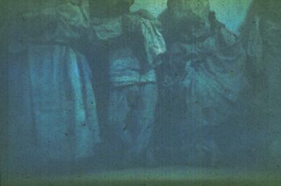 Momias de niños, vista parcial