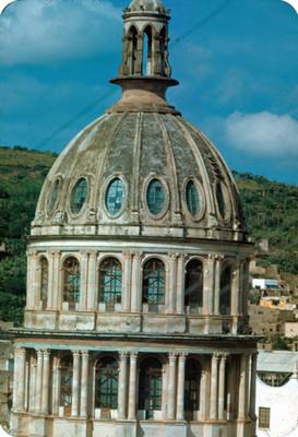 Cupula del Templo de