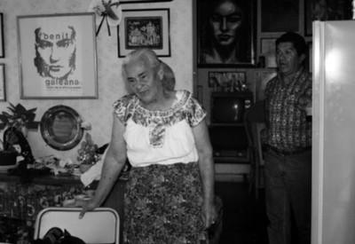 Benita Galeana, luchadora social