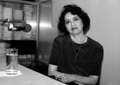 Perla Valle Pérez, etnóloga
