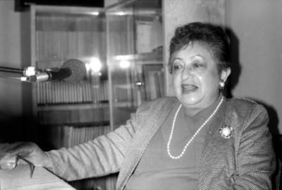 Amalia Cardós Fajardo, arqueóloga