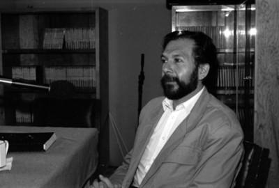 José Rubén Romero Galván, etnólogo