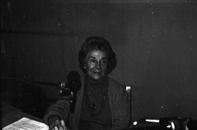Doris Heyden, historiadora del arte