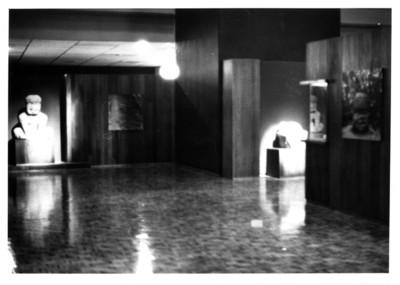 Sala olmeca del Museo Regional de Antropología Carlos Pellicer